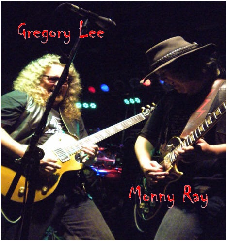 Chain Lightning with Gregory Lee and Monny Ray
